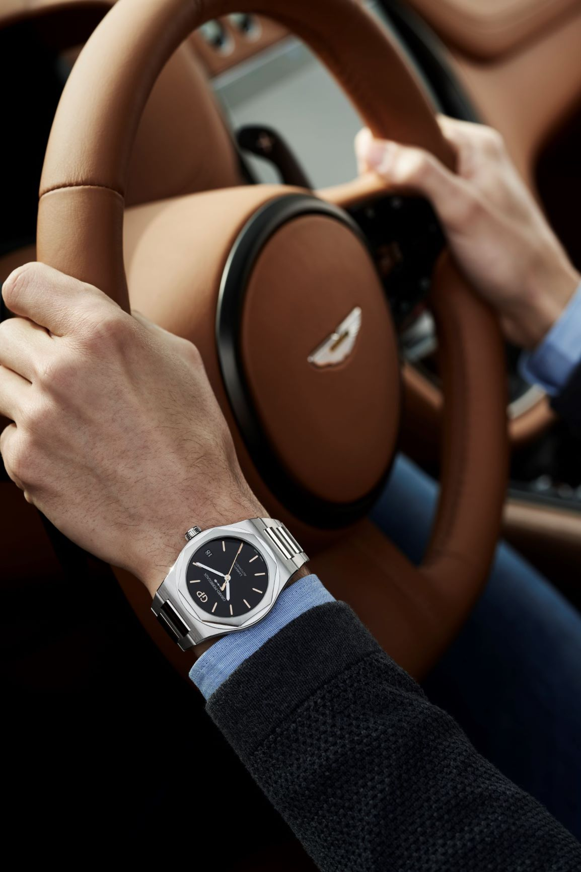 Laureato 42 mm & Aston Martin
