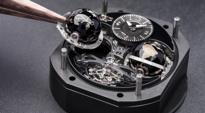 Perpetual expertise in haute horlogerie image
