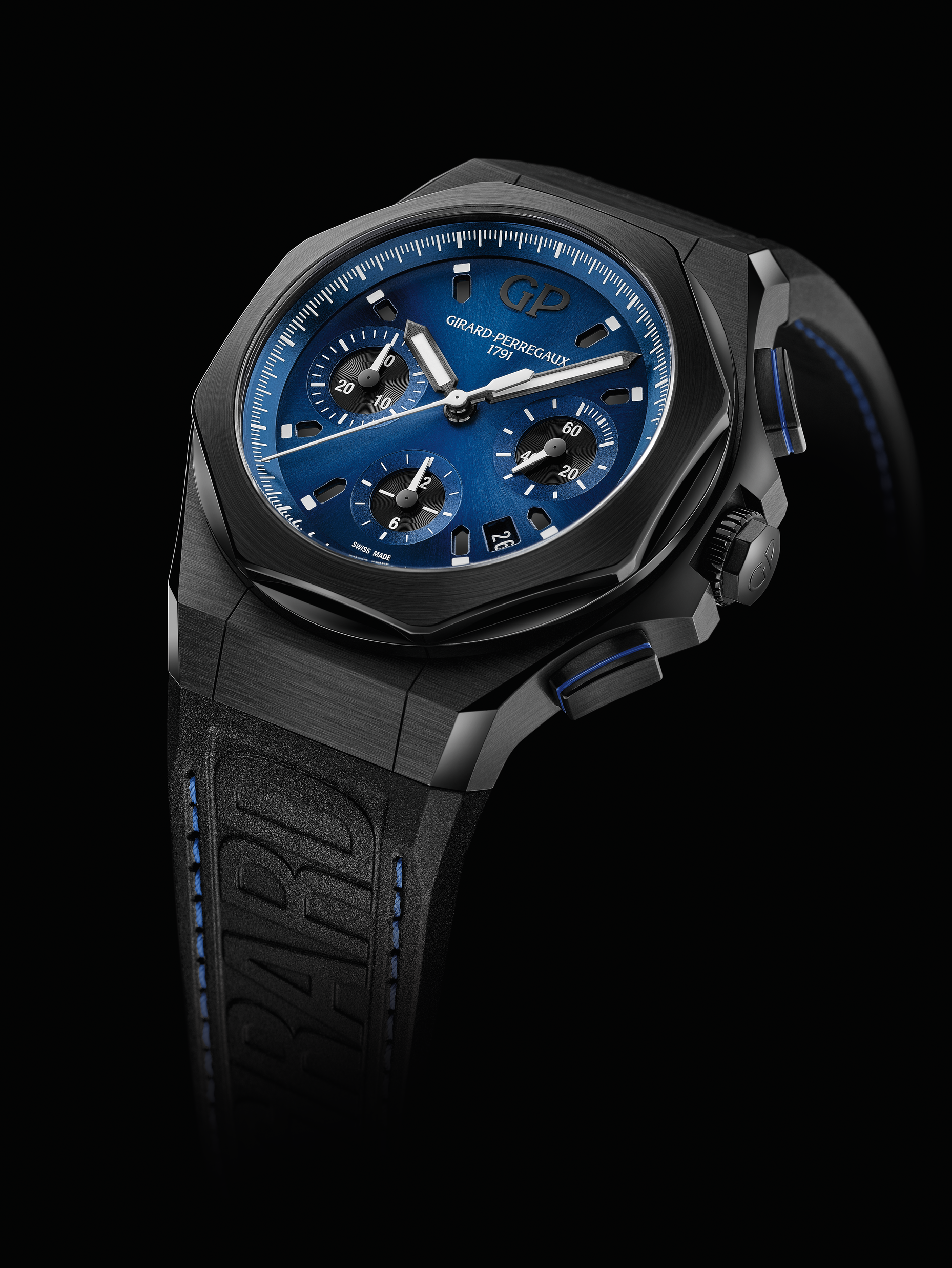 Laureato Absolute Chronograph