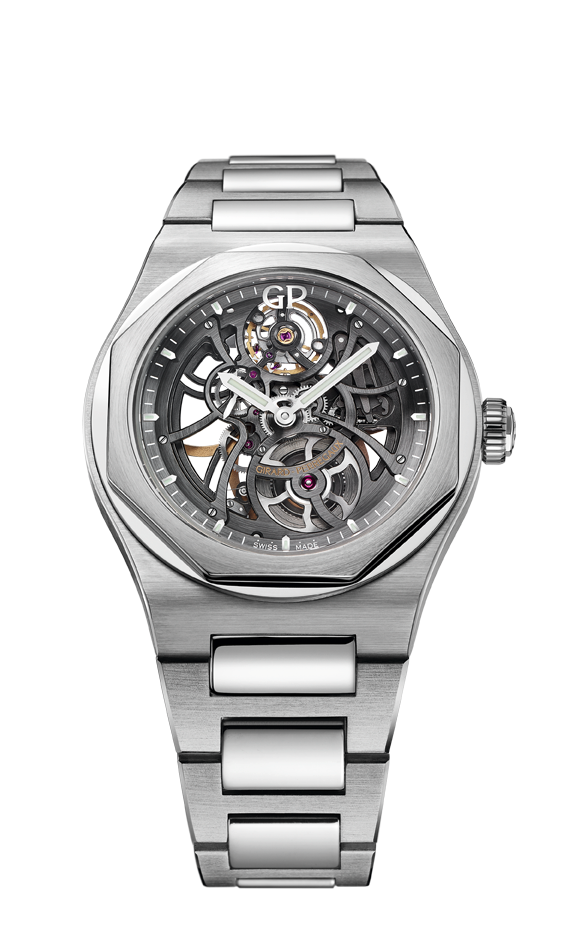 Laureato Skeleton