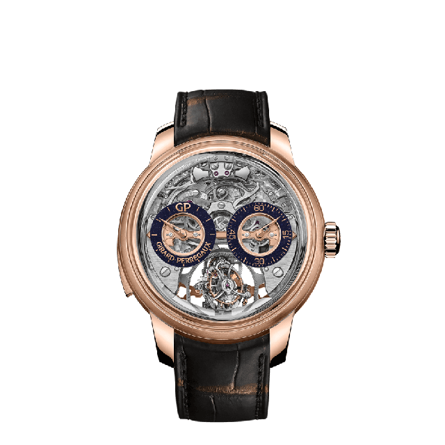 Minute Repeater Tri-Axial Tourbillon Earth to Sky Edition