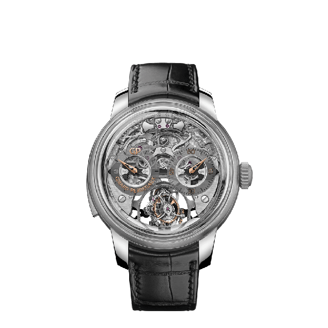 Minute Repeater Tri-Axial Tourbillon
