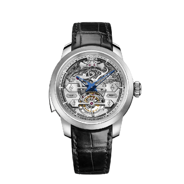 Minute Repeater Tourbillon with Bridges