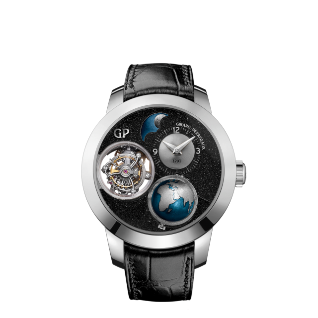 Planetarium Tri-Axial Tourbillon Earth to Sky Edition