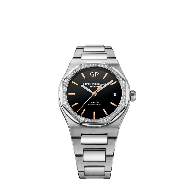 Laureato 38 mm Infinity Edition