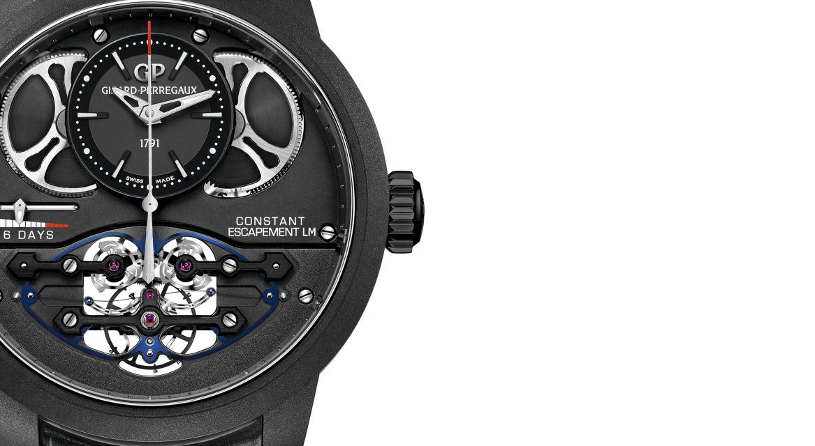 Constant Escapement L.M.